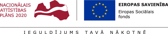 EU ESF logo ansamblis
